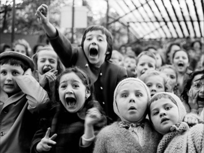 ילדים פריז