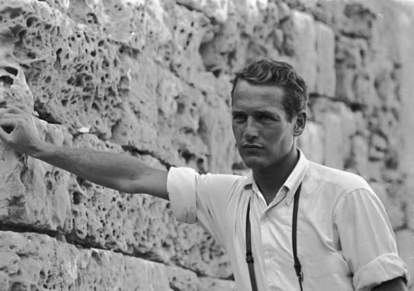 פול ניומן, אשכנזים, ירושלים