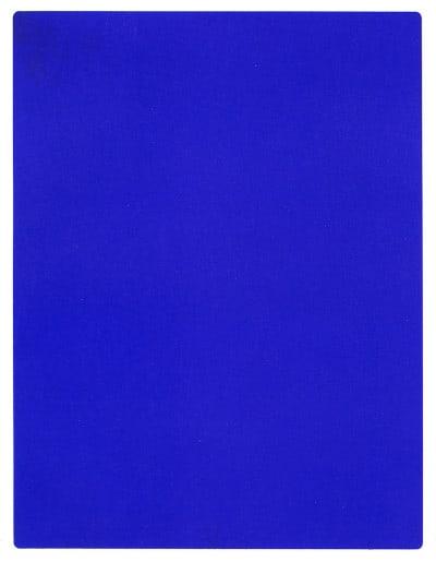 כחול איב קליין