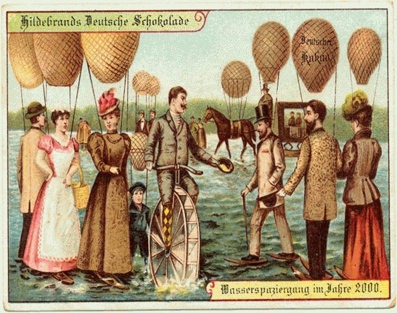 גלויה משנת 1900