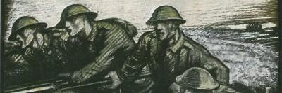 חיילים במלחמת העולם הראשונה