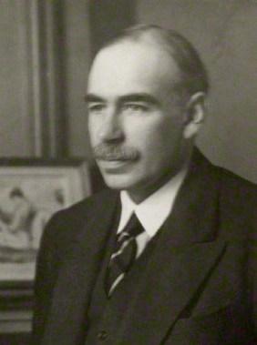 ג'ון מיינרד קיינס 1920