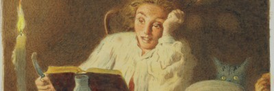 ספר מפחיד