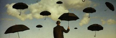 מטריות עפות