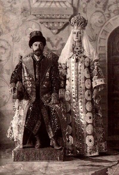 הצאר האחרון של רוסיה