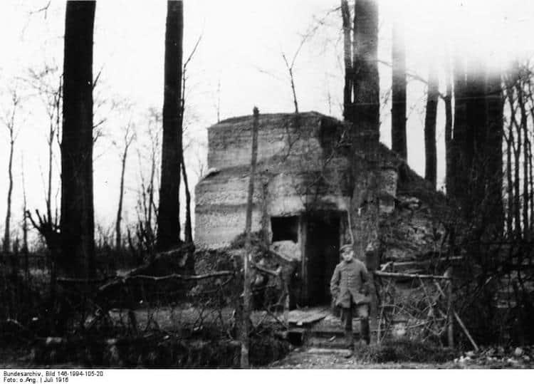חייל מלחמת העולם הראשונה
