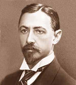 המשורר הרוסי איוון בונין.