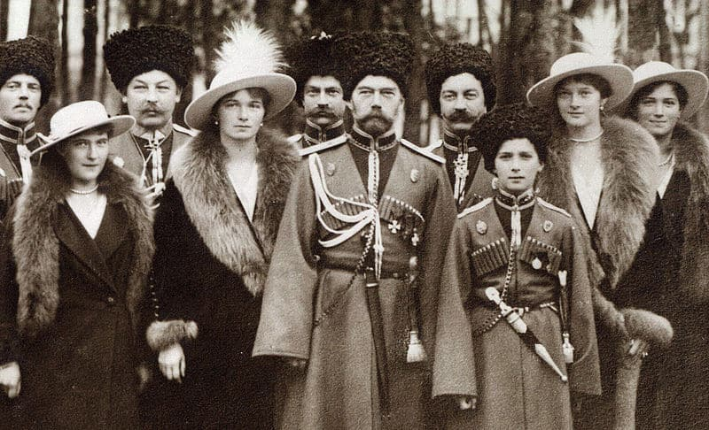 משפחת רומנוב