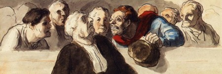 חבר מושבעים בבית משפט