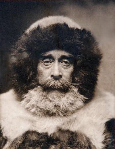 מגלה הארצות רוברט פילי ב-1909