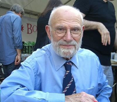 ד״ר אוליבר סאקס בפסטיבל ספרים בברוקלין, 2009. צילום: לואיג׳י נובי