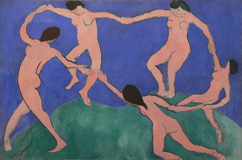 נשים רוקדות