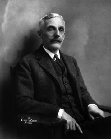 שר האוצר האמריקאי ב-1930 אנדרו מלון. צילום: ספריית הקונגרס