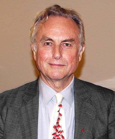 ריצ׳רד דוקינס במכללת קופר יוניון בניו יורק. צילום: דיוויד שנקבון