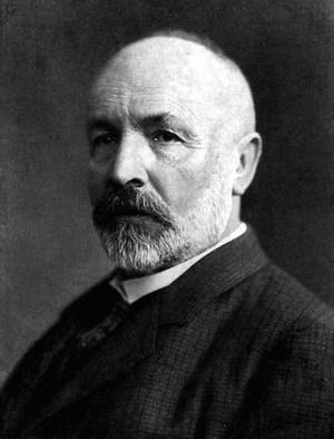 המתמטיקאי גאורג קנטור