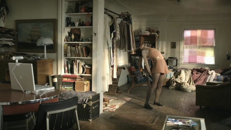 מירנדה ג׳ולי משחקת בסרט ״העתיד״ 2011, אותו היא גם ביימה.