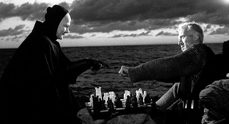 לשחק שח עם המוות