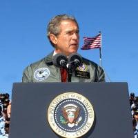 ג׳ורג׳ בוש מלחמה בעיראק