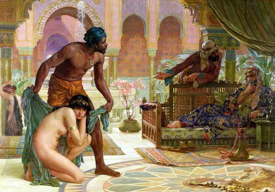 עבדות מין