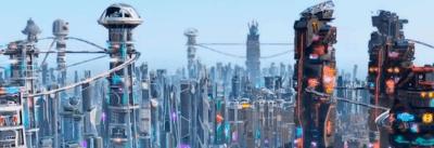 סים סיטי עיר העתיד