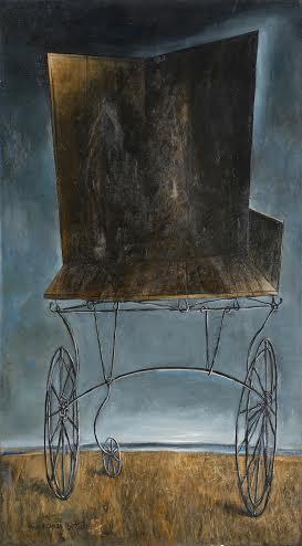 ״כסא הגלגלים הלא טכנולוגי, על פי נתן זך״, מאת יוסל ברגנר.