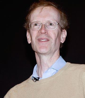 פרופסור אנדרו ויילס, שהוכיח את המשפט האחרון של פרמה.