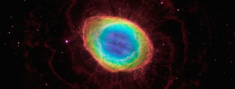 ערפילית הטבעת, M57. צילום: נאס״א