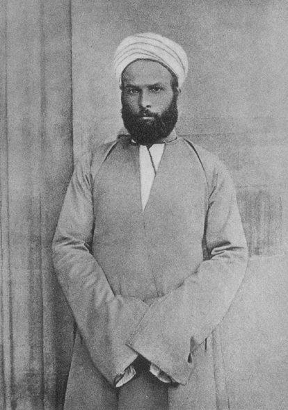 מוחמד עבדה, הידוע כיום כאחד ההוגים הליברליים האסלאמיים המשפיעים ביותר.