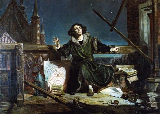 ״קופרניקוס או שיחות עם אלוהים״ מאת יאן מטייקו.