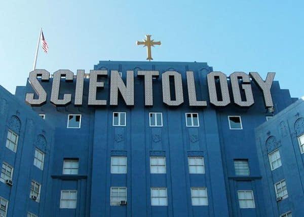 בניין של הכנסייה הסיינטולוגית בלוס אנג׳לס. צילום: Pictorial Evidence