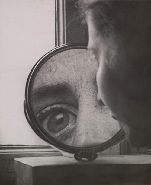 """""""ללא כותרת, 1931״ מאת ראול האוסמן. באדיבות Playing Futures"""