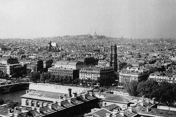 פריז, מאת כריסטופר מישל