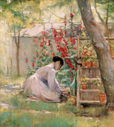 גן שושנים