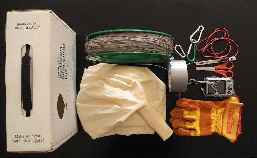 חגית קיסר, ארגז כלים ליצירת תצלומי אוויר באופן עצמאי - המעבדה הציבורית