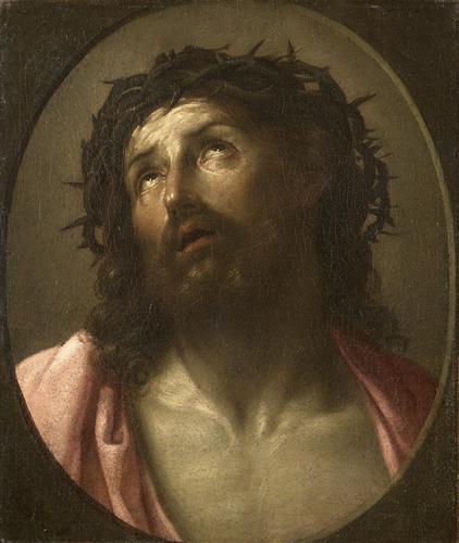 ״משיח עם הכתר של קוצים״,  1640. מאת גווידו רני.