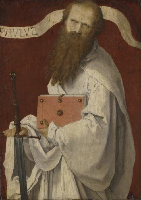 פאולוס, מאת לוקאס ואן ליידן.