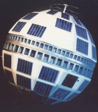 לווין הטלסטאר.