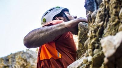 טיפוס סלעים, אדרנלין