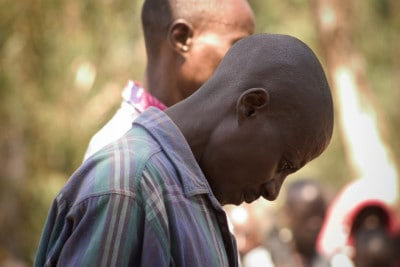 דיון בבית משפט Gaçaça ברואנדה