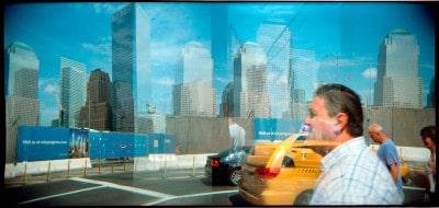 אסון התאומים, Ground Zero