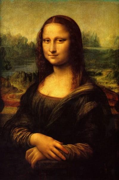 המונה ליזה, לאונרדו דא וינצ'י