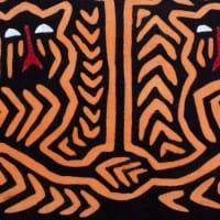 Mola, עבודה על בד, חלומות של נשות שבט Guna בפנמה
