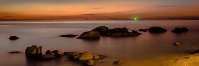 האור הבודד של אנשי התמנונים, קופנגן, תאילנד