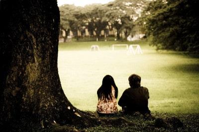נאהבים באוניברסיטה בפיליפינים