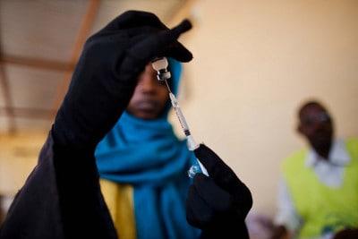 חיסון נגד דלקת קרום המוח בחבל דארפור