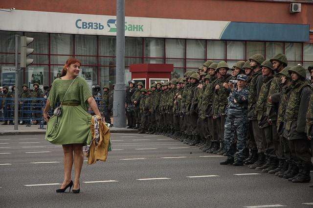 הפגנה למען בחירות הוגנות וזכויות אדם, רוסיה