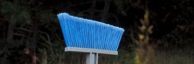 מטאטא כחול