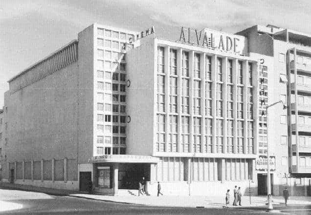 קולנוע Alvalade, ליסבון