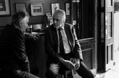 שיחה בפאב, לונדון