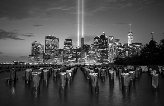 זיכרון ל-11 בספטמבר, מנהטן